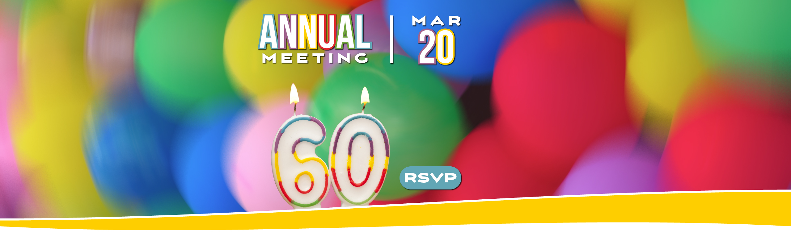 Annual Meeting March 20 RSVP