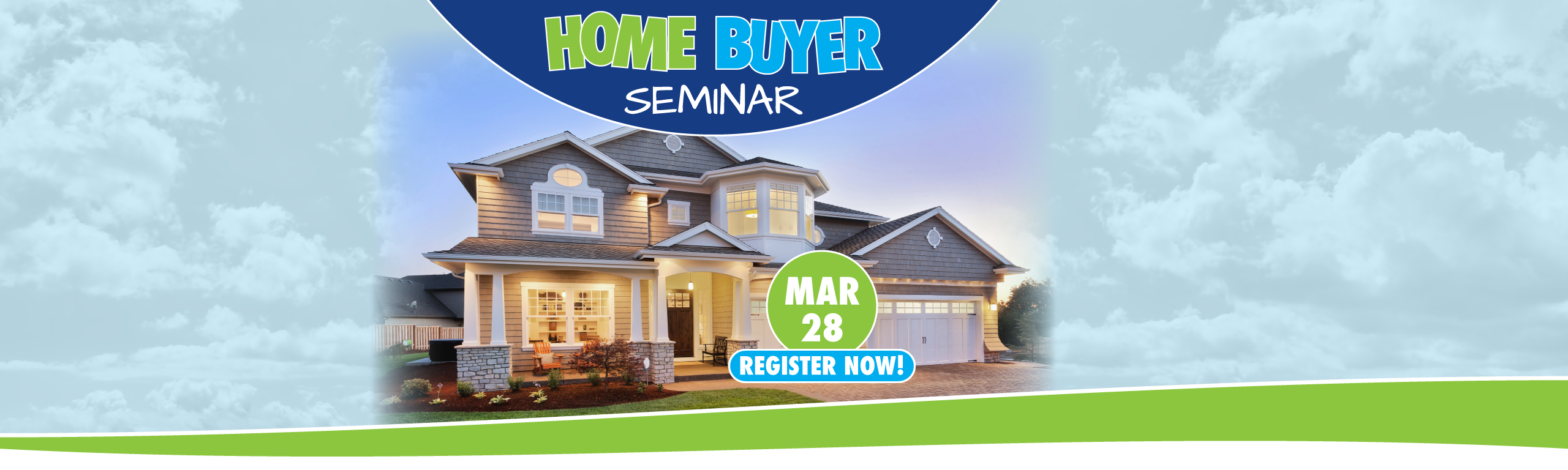 Home Buying Seminar March 28