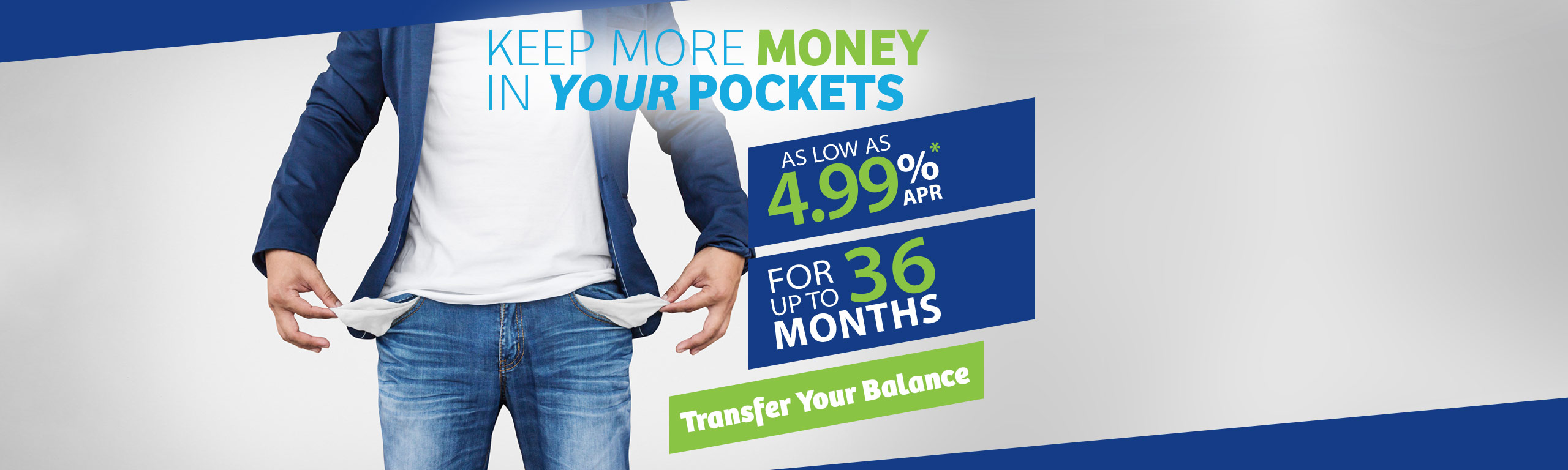 Keep More Money In Your Pockets with a Credit Card Balance Transfer