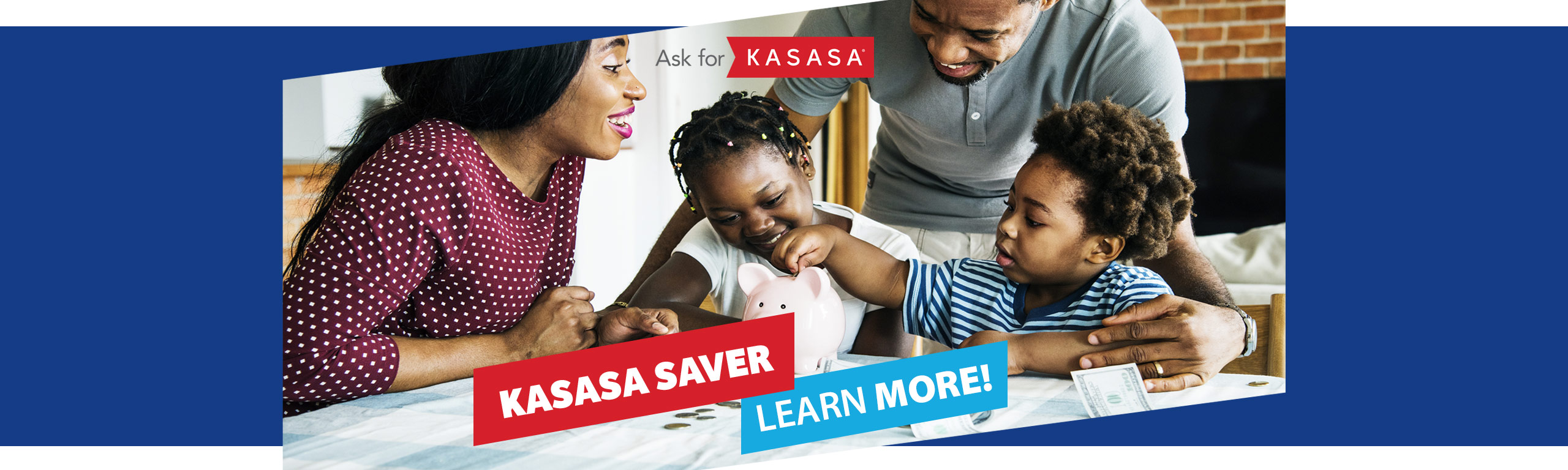 Kasasa Saver - Lean More!