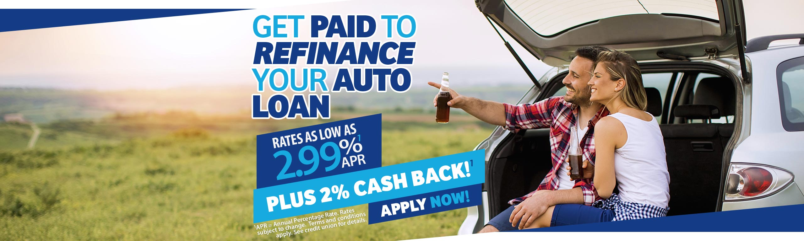 Get Paid to Refinance Your Auto Loan