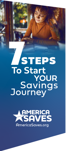 7 Steps to start your savings journey